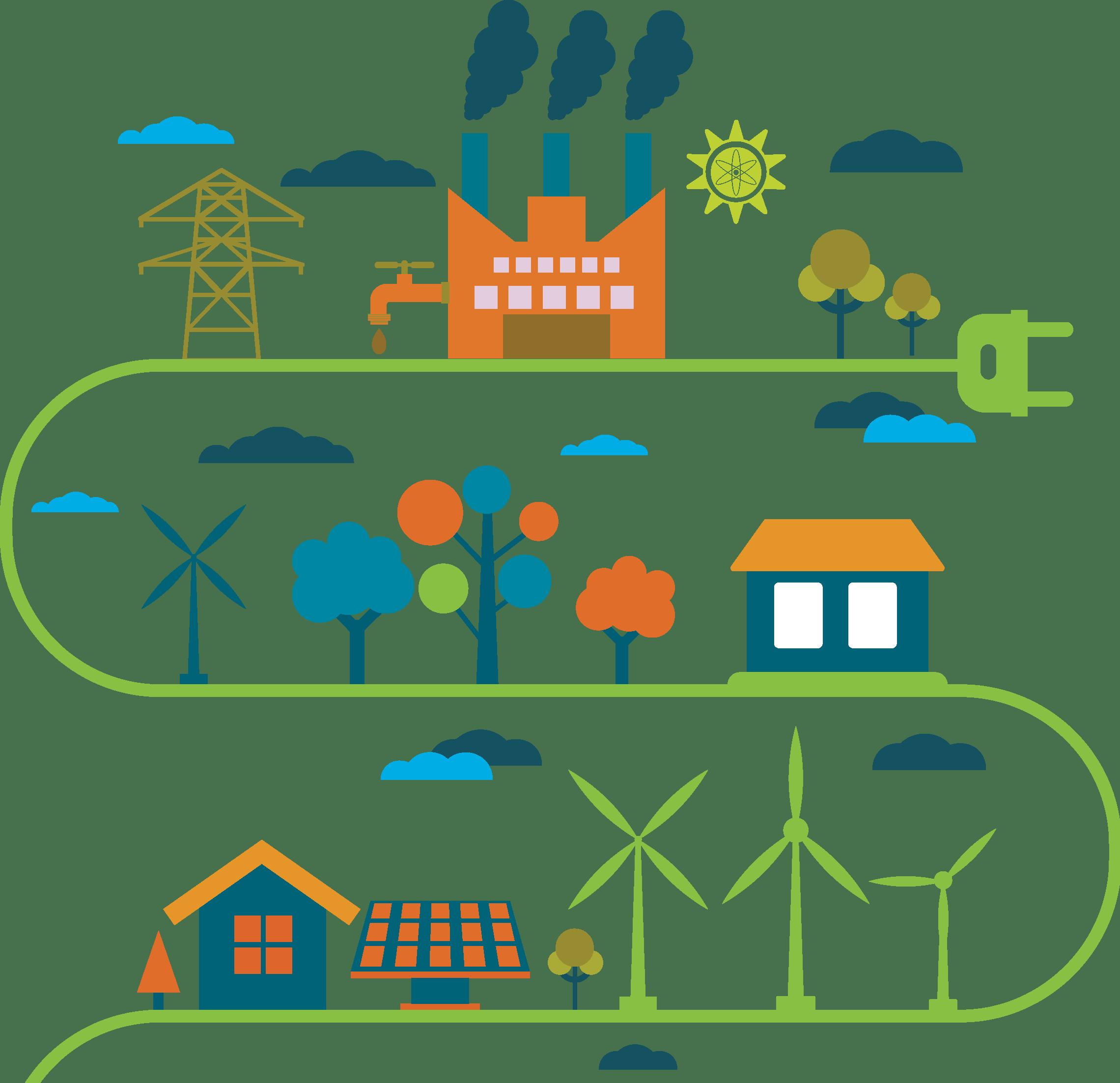 Energy Transition Renewable Energy